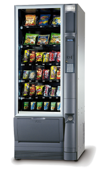 Intelligent Vending Machine
