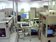 Control & Monitoring Software for automotive ABS sensor automated production line