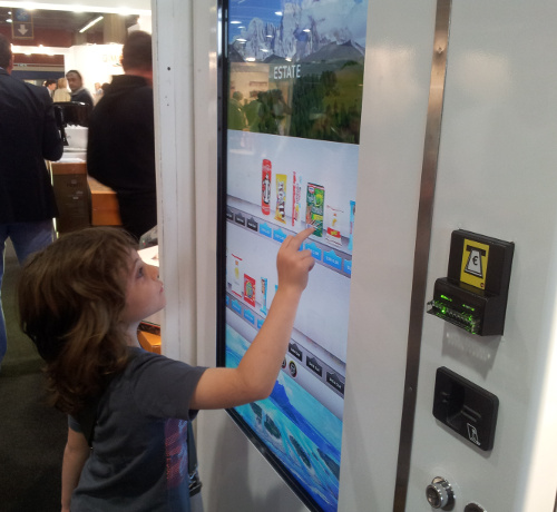 Silkron - Smart Vending Solution - Vendron