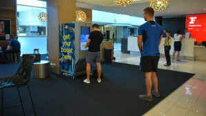 Australia smart vending machine gym