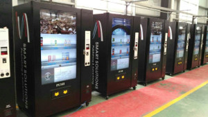 United Arab Emirates smart vending machines schools
